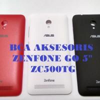 BACK DOOR ASUS ZENFONE GO 5/ ZC500TG / TUTUP BELAKANG / BACKCOVER