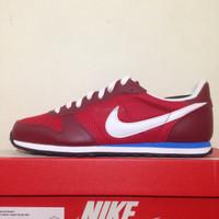 Sepatu Sneaker/Casual Nike Genicco TM Red White 644441-614 Original