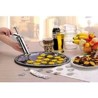 Alat Cetak Biskuit, Cetakan Kue Kering, Biscuit & Cookie Maker Marcato