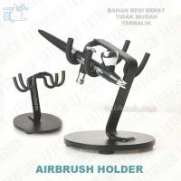 Airbrush holder - Stand Airbrush - Dudukan airbrush