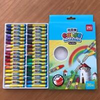 Crayon 36 Oil Pastel Deli 6964