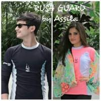 BAJU RENANG RUSH GUARD BY ASSILA Men/Women DPE-0056-67782