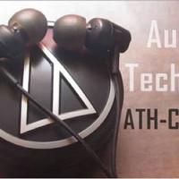 Audio Technica ATH-CLR100is w/Mic