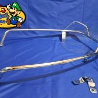 Crashbar 3 / FACO / Pelindung Body Chrome Modern Vespa LX , S , LXV