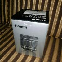 Dus Box Original Lensa Canon EFS 10-18mm f/4.5-5.6 IS STM