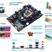 Motherboard Intel GIGABYTE GA-H81M-S1 AS0302 Limited