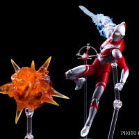 Premium Bandai Ultra Act Limited Ultraman Zoffy [ Mebius Special Set ]