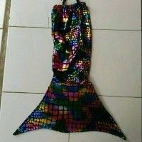 baju duyung Mermaid baju renang kostum Mermaid anak