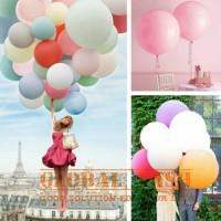 Balon latex jumbo / balon jumbo strong / balon besar murah