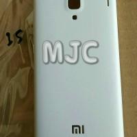 Back Door Xiaomi Redmi 1s Tutup Baterai Batere Back Housing White