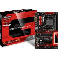 ASRock AB350 Gaming K4 AMD Socket AM4