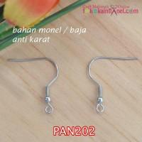 PAN202 Pengait Anting Bahan Monel Model 2 (Per Satuan)