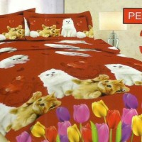 BEDCOVER BONITA PERSIA CAT