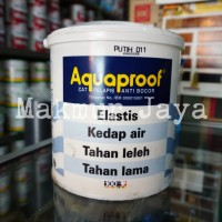 Aquaproof 4 Kg Cat Pelapis Anti Bocor Abu-Abu Putih