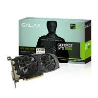 GALAX Geforce GTX 1060 EXOC (EXTREME OVERCLOCK) 6GB DDR5