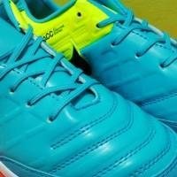 Sepatu Futsal Nike Tiempo Mystic V Blue Tosca Yellow