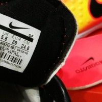 Sepatu Futsal Nike Magista Onda II Total Crimson