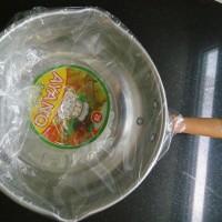 panci bakmi sauce pan indomie diameter 20 cm merk ayano