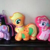 Bantal bentuk my little pony