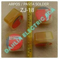 PASTA/ARPUS SOLDER ADVANCED QUALITY ZJ-18