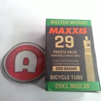 Ban Dalam Maxxis 29 x 1.90 2.35 PRESTA I Ban Dalam Sepeda Maxxis