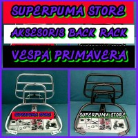 Aksesoris Vespa / Back Rack Vespa Primavera