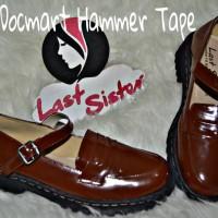 Diskon Sepatu Wanita Docmart Coklat