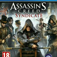 (PS4) Assasin creed syndicate+ kabel usb