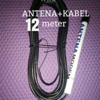 Antena penguat sinyal HP/MODEM inovasi omnidirectional 12 meter