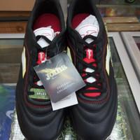 DISCOUNT Sepatu Sepak Bola JOMA AGUILA GOL 401 BLACK-CORAL MULTISTUD O
