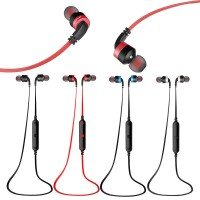 Original AWEI A960BL Sports Smart Bluetooth V4.0 In-Ear Earphone with