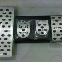 pedal set TRD. Toyota Avanza- Rush. manual dan automatic