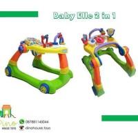 Baby Walker babay Elle 2 in 1