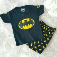 setelan baju bayi laki laki betman