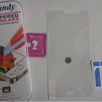 Candy Tempered Glass High Quality For Huawei Honor 3C - Clear 0.26mm