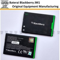 Baterai Blackberry JM1 BB Dakota Bold 9900 Original OEM   Batre Batrai