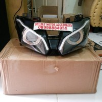 Projector AES HID / Lampu Projie Ninja 250 FI