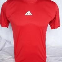 Baju Manset Lengan Pendek Merah (Grosir)