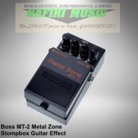 Efek Gitar Boss MT-2 / Boss MT2 / Boss MT 2 / Boss Metal Zone baru