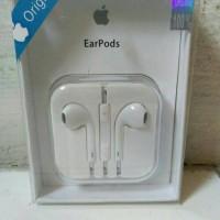 Headset Handsfree Earphone Apple iPhone 5 / 6 Original