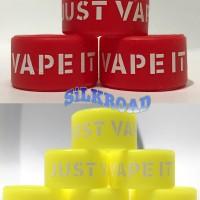 vapeband,karet vapor,karet silikon,vape band,heatsink 510,just vape it