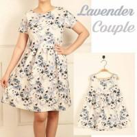 baju couple   lavender   dresscouple l ibu dan anak