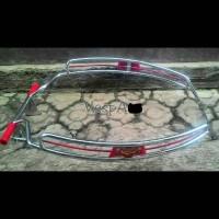 Crashbar/ Body Protector Vespa VBB , Super , Sprint Model Vigano
