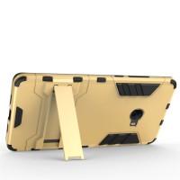 Hybrid Armor Premium Back Hard Soft Case Cover Casing Xiaomi Mi Note 2