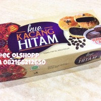 Kue kacang hitam merah tausa pia bapia wang lai medan halal