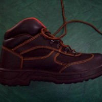 Sepatu Safety Krisbow Goliath 6-INCH ORIGINAL size 41