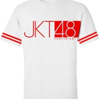 JKT48 Lgs T-Shirt - Putih