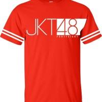JKT48 Lgs T-Shirt - Merah
