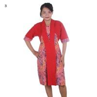 Dress Batik Arumi - Warna 3