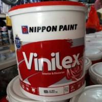 Cat Tembok Vinilex Nippon Paint 5 KG Khusus Warna Putih dan Cream
